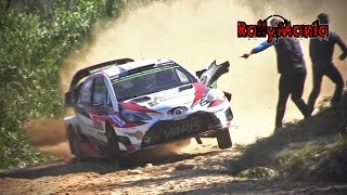 Download WRC Vodafone Rally de Portugal 2017 - FLAT OUT & SHOW [HD] Video