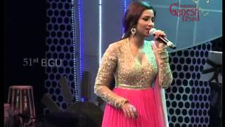 Download Bengaluru Ganesh Utsava 51st year - Shreya Ghoshal part 3 Video