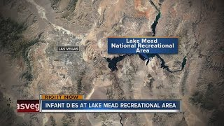 Download Officials investigating infant's death at Lake Mead National Recreation Area Video