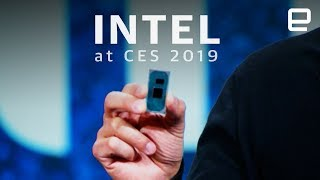 Download Intel press conference at CES in 10 minutes Video