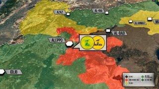 Download 30 ноября 2016. Военная обстановка в Сирии. Свыше 800 боевиков сдались в Алеппо. Русский перевод. Video