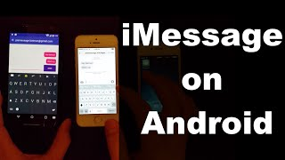 Download Pie Message - iMessage on Android! Video