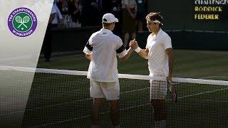 Download Roger Federer v Andy Roddick: Wimbledon Final 2009 (Extended Highlights) Video
