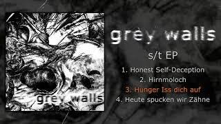 Download Grey Walls - s/t 7″ FULL EP (2019 - Crust / Hardcore Punk ) Video