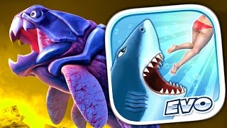 Download BIG DADDY (DUNKLEOSTEUS) - Hungry Shark Evolution - Part 8 (iPhone Gameplay Video) Video