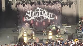 Download Stick Figure - Fire on the Horizon @ Santa Barbara Bowl Video