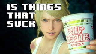 Download 15 Things That Suck in Final Fantasy XV Video