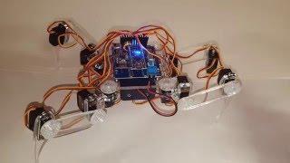 Download arduino spider Video