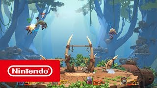 Download Brawlout - Trailer (Nintendo Switch) Video