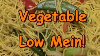 Download Vegetable Low Mein Home Made Chinese Take Out Video