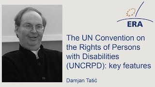 Download The UN Convention on the Rights of Persons with Disabilities (UNCRPD): key features Video