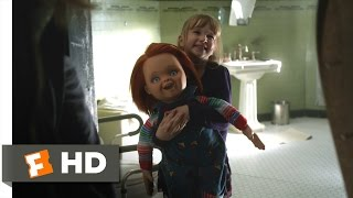 Download Curse of Chucky (1/10) Movie CLIP - He Scared Me Half to Death (2013) HD Video