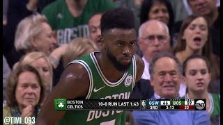 Download Boston Celtics 19-0 run UNCUT vs Golden State Warriors (11/16/2017) Video