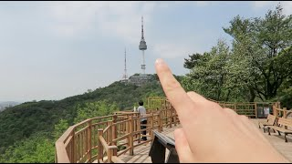 Download WALK TO NAMSAN TOWER / N SEOUL TOWER (SEOUL) Video