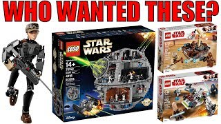 Download Top 10 LEGO Star Wars Sets NO ONE WANTED! Video