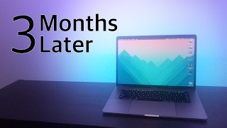 Download Living with the 15 inch MacBook Pro Touch Bar - 3 Months Later Video