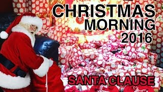 Download Christmas Morning kids opening presents 2016 EPIC (Santa was here) Video