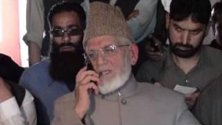 Download Syed Ali Geelani Video