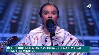 Download Segunda semifinal de 'Tres Minutos' Video