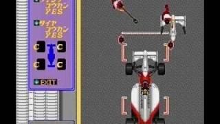 Download F-1 GRAND PRIX (GAME PLAY - SUPER FAMICOM - 1992) Video