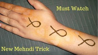 Download New Simple Stylish Mehndi Design For Back Hand | Latest Mehndi Design For Backhand Video
