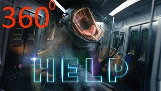 Download VR 360 Ужасы: HELP!!! Video