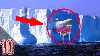 Download 10 Cose Misteriose Ritrovate Ghiacciate In Antartide Video