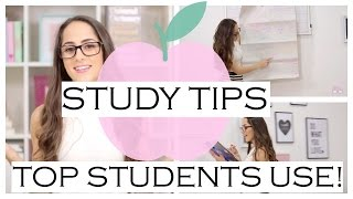 Download Study Tips Top Students Use! Get The Highest Grades at School! Video