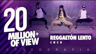 Download Reggaetón Lento - CNCO - Coreografía | FitDance Life Video