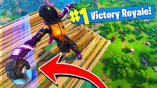 Download What Happens When You PORT-A-FORT At *MAX* HEIGHT In Fortnite Battle Royale Video