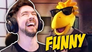 Download THEY SHOWED THIS TO KIDS?? | Jacksepticeye's Funniest Home Videos #5 Video