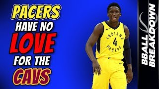 Download PACERS Have No LOVE For The CAVS: Game 1 Video