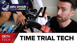 Download Pro Cycling Time Trial Tech | Abu Dhabi Tour 2018 Video