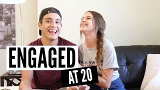 Download Q&A: ENGAGED AT 20 Video