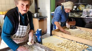 Download Discover fresh cheese gnocchi called 'raviole'! | Pasta Grannies Video