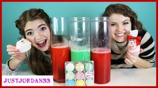 Download Testing Holiday BATH BOMBS Challenge / JustJordan33 Video