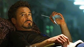 Download Howard Stark ″My Greatest Creation... Is You″ (Scene) - Iron-Man 2 (2010) Movie CLIP HD Video