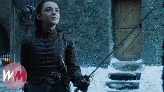 Download Top 10 Most Kickass Arya Stark Moments Video