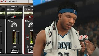 Download NBA 2K18 My Career - Making Music in the Studio! PS4 Pro 4K Gameplay Video