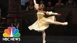 Download Ballerina Michaela DePrince's Remarkable Journey   Megyn Kelly   NBC News Video