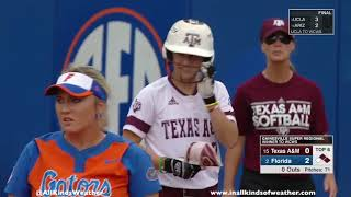 Download 2018 NCAA Softball Super Regionals, Game 3: #2 Florida Gators vs. #15 Texas A&M Aggies Video