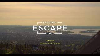 Download The Great Escape to Oslo | VISIT NORWAY Video