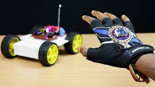 Download How to Make a Gesture Control Robot at Home Video