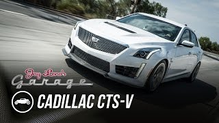 Download 2016 Cadillac CTS-V - Jay Leno's Garage Video