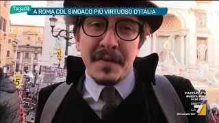 Download A Roma con il sindaco più virtuoso d'Italia Video