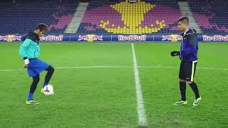 Download المغربي هاشم مستور يتفوق على نيمار في ″كامب نو″ Neymar Jr vs Hachim Mastour Video