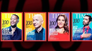 Download Time reveals its list of 100 most influential people of 2017 Video
