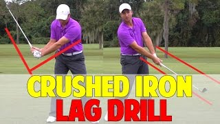 Download Golf Lag Drill To Crush Irons Video