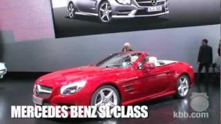 Download 2013 Mercedes-Benz SL-Class - 2012 Detroit Auto Show Video