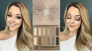 Download NEW! Urban Decay Naked Ultimate Basics Palette Review and Tutorial Video